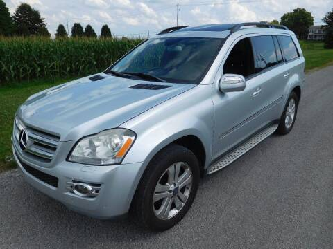 2009 Mercedes-Benz GL-Class for sale at WESTERN RESERVE AUTO SALES in Beloit OH