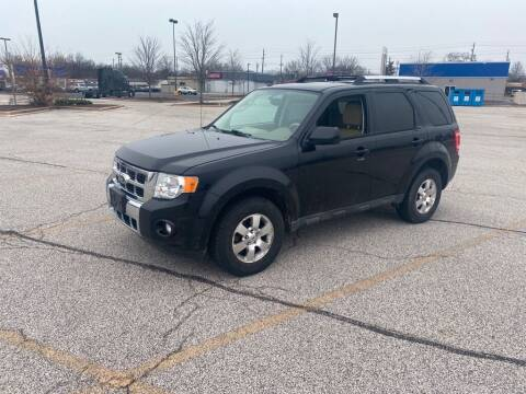 2012 Ford Escape for sale at TKP Auto Sales in Eastlake OH