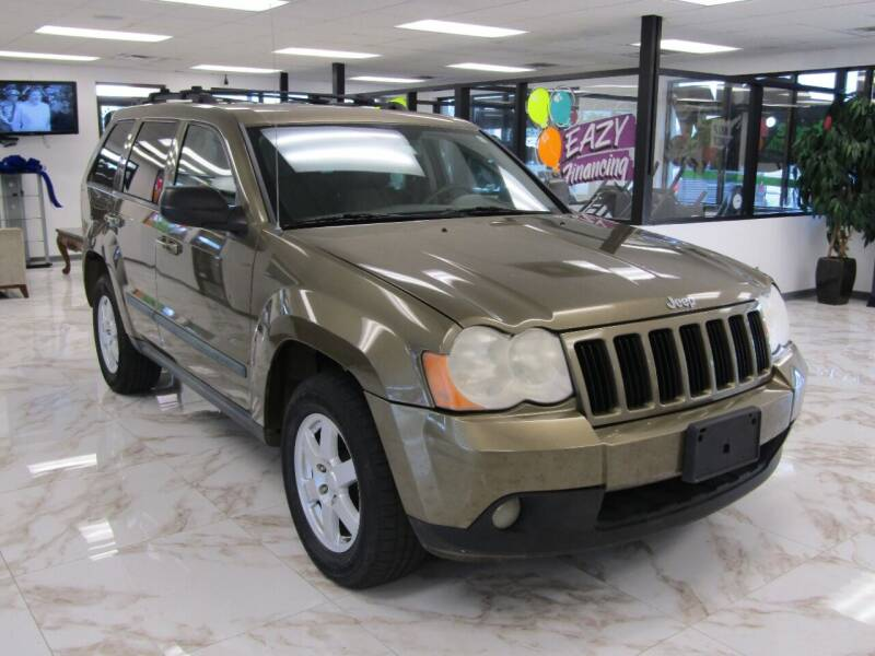 2009 Jeep Grand Cherokee for sale at Dealer One Auto Credit in Oklahoma City OK