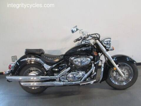 2005 Suzuki Boulevard C50 for sale at INTEGRITY CYCLES LLC in Columbus OH