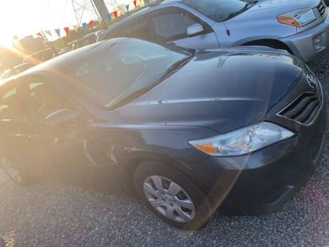 2010 Toyota Camry for sale at Trocci's Auto Sales in West Pittsburg PA