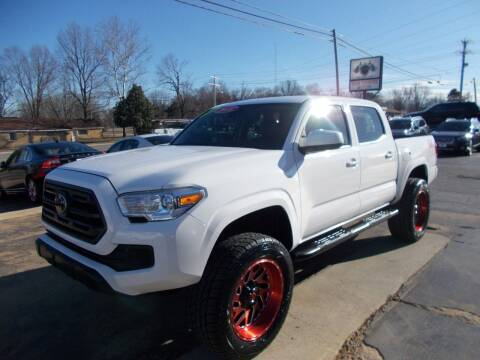 2018 Toyota Tacoma for sale at High Country Motors in Mountain Home AR