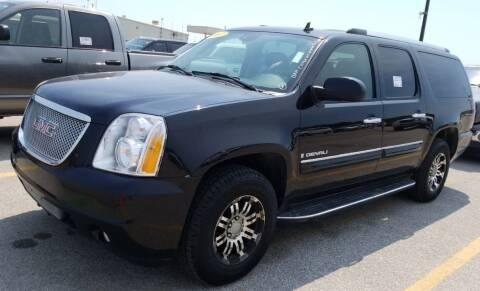 2007 GMC Yukon XL for sale at Straightforward Auto Sales in Omaha NE
