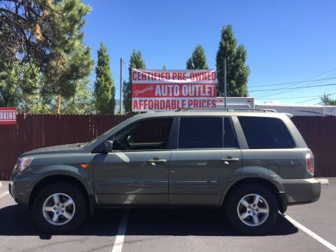 2008 Honda Pilot for sale at Flagstaff Auto Outlet in Flagstaff AZ