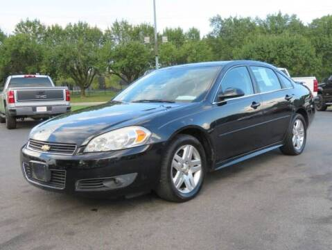 2010 Chevrolet Impala for sale at Low Cost Cars in Circleville OH