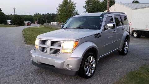 2011 Dodge Nitro for sale at ALL AUTOS in Greer SC