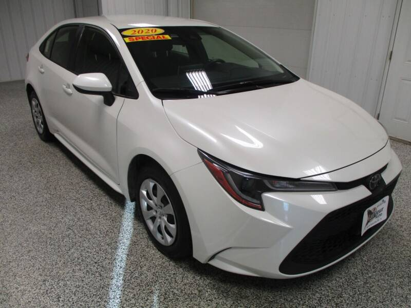 2020 Toyota Corolla for sale at LaFleur Auto Sales in North Sioux City SD