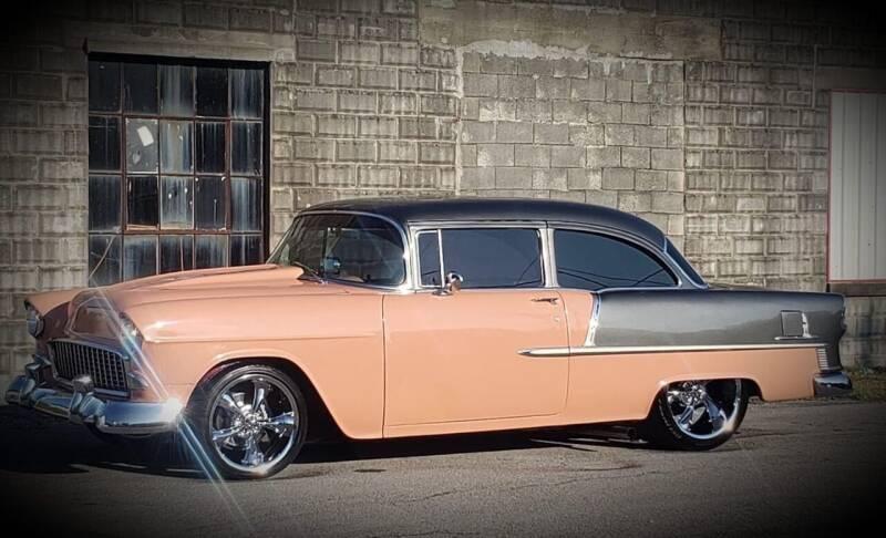 1955 Chevrolet Bel Air for sale at BIG BOY DIESELS in Fort Lauderdale FL
