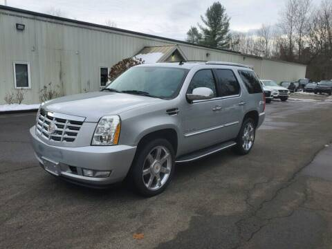 2013 Cadillac Escalade for sale at Pelham Auto Group in Pelham NH