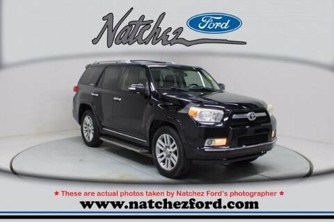 2010 Toyota 4Runner for sale at Auto Group South - Natchez Ford Lincoln in Natchez MS