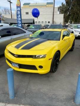 2014 Chevrolet Camaro for sale at LA PLAYITA AUTO SALES INC - 3271 E. Firestone Blvd Lot in South Gate CA