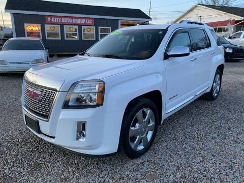 2014 GMC Terrain for sale at Y City Auto Group in Zanesville OH