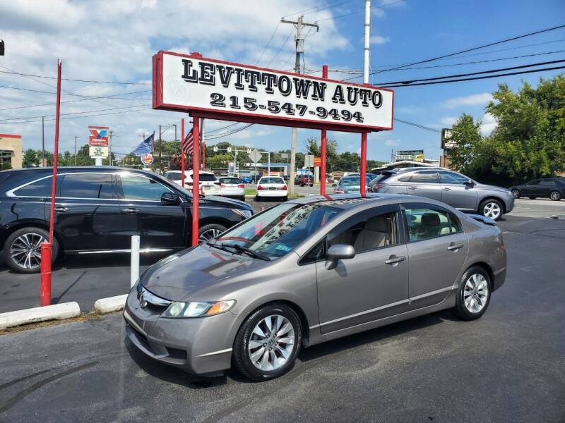 2010 Honda Civic for sale at Levittown Auto in Levittown PA