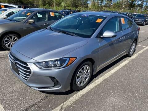 2017 Hyundai Elantra for sale at Keen Auto Mall in Pompano Beach FL