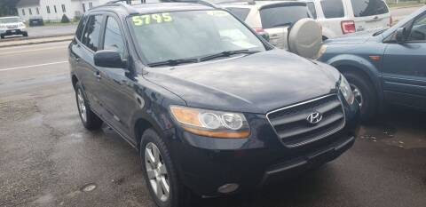 2008 Hyundai Santa Fe for sale at TC Auto Repair and Sales Inc in Abington MA