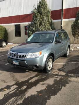 2011 Subaru Forester for sale at Specialty Auto Wholesalers Inc in Eden Prairie MN