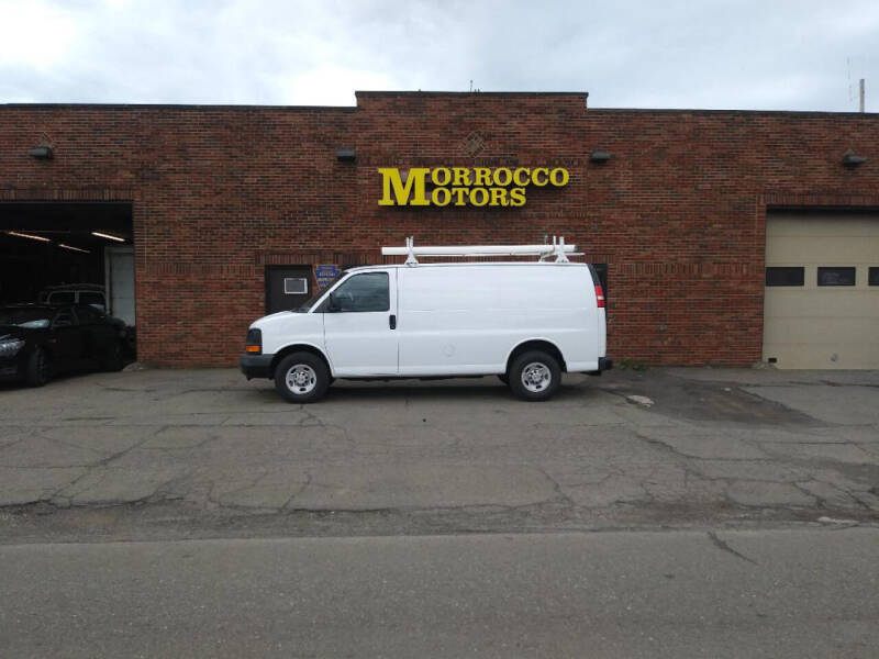 2012 Chevrolet Express Cargo for sale at Morrocco Motors in Erie PA