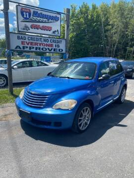 2007 Chrysler PT Cruiser for sale at ROUTE 11 MOTOR SPORTS in Central Square NY