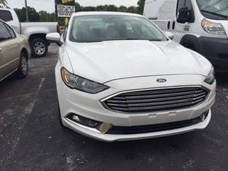 2018 Ford Fusion Hybrid for sale at DUNEDIN AUTO SALES INC in Dunedin FL