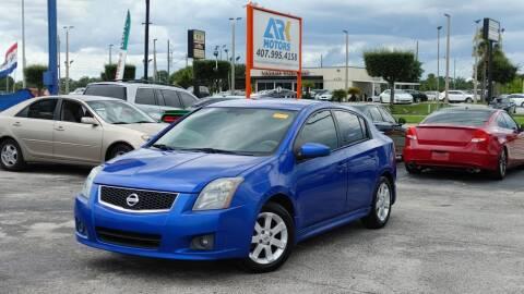 2009 Nissan Sentra for sale at Ark Motors LLC in Orlando FL