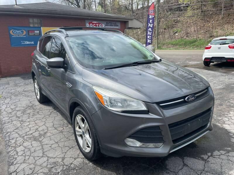 2013 Ford Escape for sale at Doctor Auto in Cecil PA