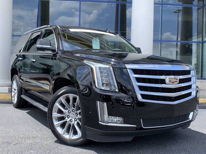 2018 Cadillac Escalade for sale at Capital Cadillac of Atlanta in Smyrna GA