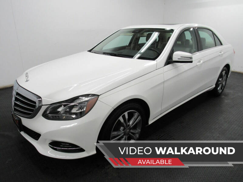 2016 Mercedes-Benz E-Class for sale at Automotive Connection in Fairfield OH