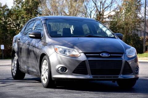 2012 Ford Focus for sale at Wheel Deal Auto Sales LLC in Norfolk VA