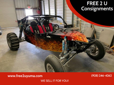 2021 Tatum Black Widow for sale at FREE 2 U Consignments in Yuma AZ