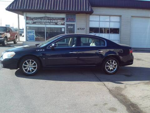 2006 Buick Lucerne for sale at Settle Auto Sales TAYLOR ST. in Fort Wayne IN