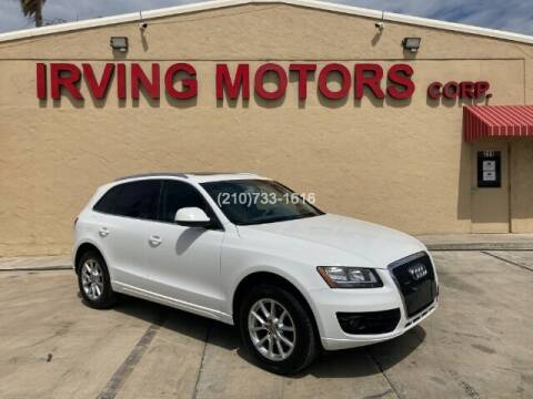 2012 Audi Q5 for sale at Irving Motors Corp in San Antonio TX