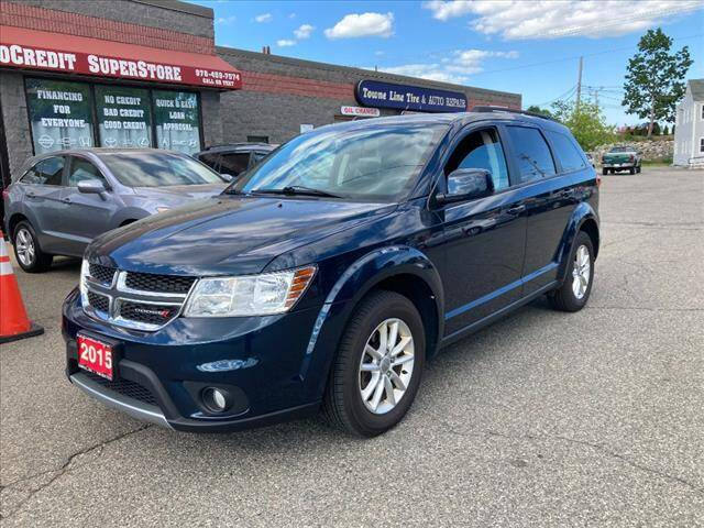 2015 Dodge Journey for sale at AutoCredit SuperStore in Lowell MA
