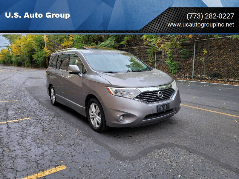 2011 Nissan Quest for sale at U.S. Auto Group in Chicago IL