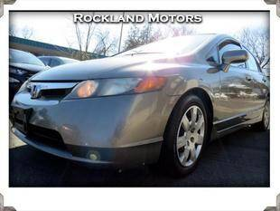 2008 Honda Civic for sale at Rockland Automall - Rockland Motors in West Nyack NY