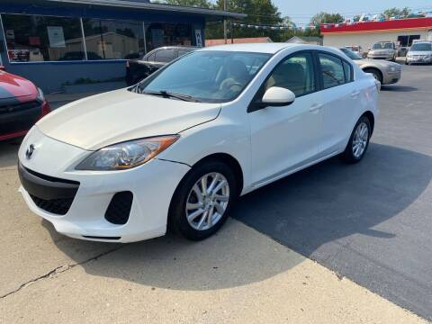 2012 Mazda MAZDA3 for sale at Wise Investments Auto Sales in Sellersburg IN
