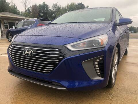 2019 Hyundai Ioniq Hybrid for sale at A&C Auto Sales in Moody AL