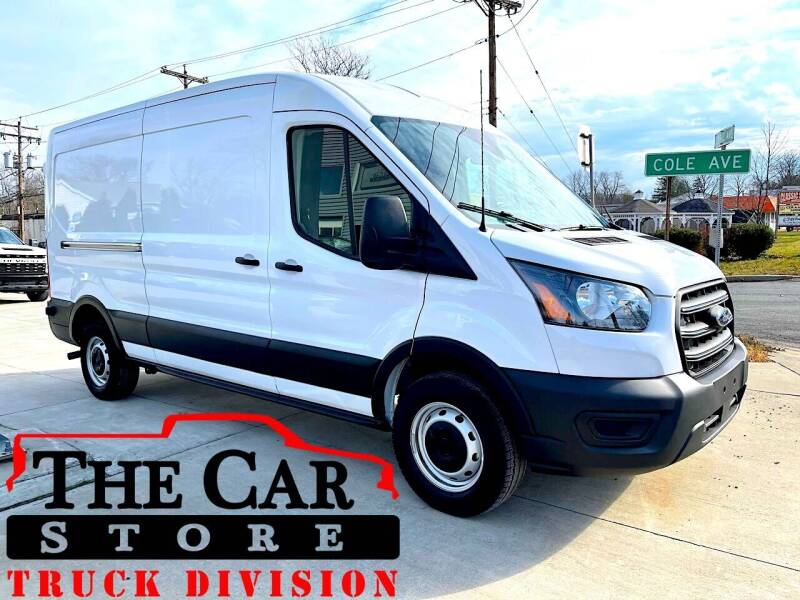 2020 Ford Transit Cargo for sale at The Car Store Inc in Albany NY