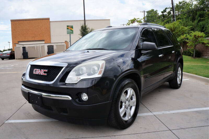 2012 GMC Acadia for sale at International Auto Sales in Garland TX