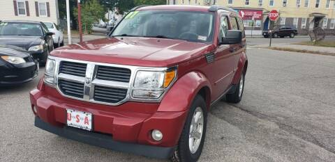 2007 Dodge Nitro for sale at Union Street Auto in Manchester NH