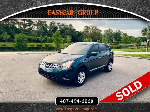 2013 Nissan Rogue for sale at EASYCAR GROUP in Orlando FL