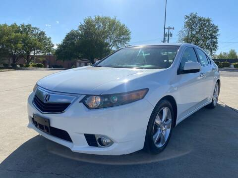 2012 Acura TSX for sale at Triple A's Motors in Greensboro NC