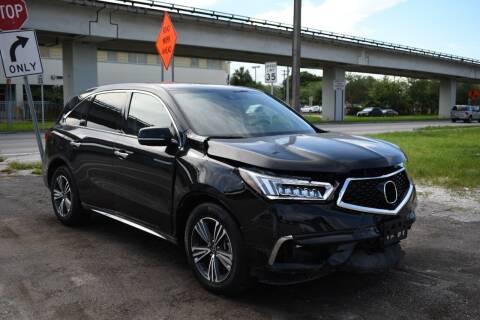 2018 Acura MDX for sale at STS Automotive - Miami, FL in Miami FL