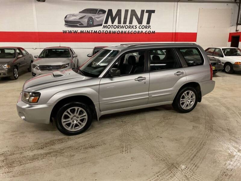 2004 Subaru Forester for sale at MINT MOTORWORKS in Addison IL