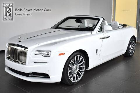 2020 Rolls-Royce Dawn for sale at Bespoke Motor Group in Jericho NY