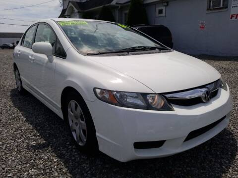 2009 Honda Civic for sale at Reyes Automotive Group in Lakewood NJ
