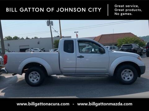 2012 Nissan Frontier for sale at Bill Gatton Used Cars in Johnson City TN