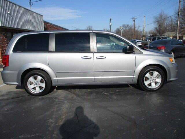 2013 Dodge Grand Caravan for sale at Pinnacle Investments LLC in Lees Summit MO