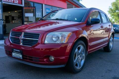 2008 Dodge Caliber for sale at Phantom Motors in Livermore CA