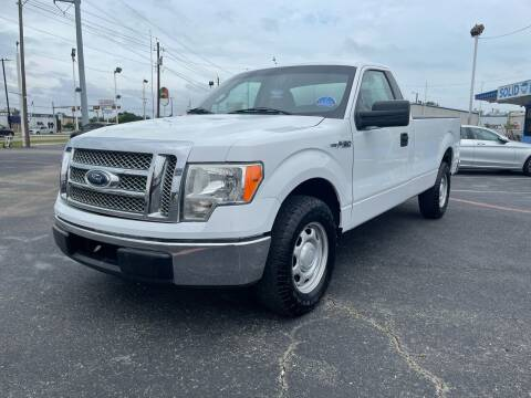 2014 Ford F-150 for sale at SOLID MOTORS LLC in Garland TX