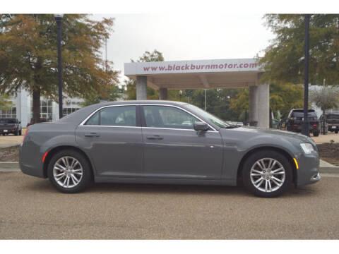 2019 Chrysler 300 for sale at BLACKBURN MOTOR CO in Vicksburg MS